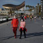 Spain rolling restrictions back as coronavirus death toll surpasses 25,000