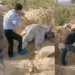 PHOTOS: 79-Year-Old Disabled Woman Rescued Alive From Grave 3 Days After Son Buried Her