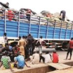 Kwara Intercepts Fruit Truck Carrying 50 Passengers (PHOTOS)
