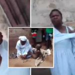 Member Of A White Garment Church Ties Son In A Sack For 4 Days Over 'Deliverance'