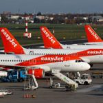 EasyJet plans to reopen 75% of route network by August