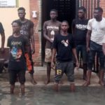 21 Suspected Hoodlums Arrested After Attacking Policemen In Lagos