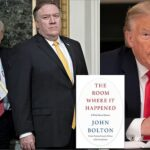 US Secretary Of State Pompeo Calls Bolton 'A Traitor Who Damaged America' Over His Explosive New Book