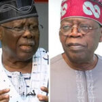 Bode George Blasts Tinubu Over APC Crisis, Says The Former Governor Is Facing God's Judgement