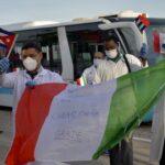 Cuban medics in Guinea-Bissau to bolster COVID-19 combat