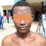 Confessions of Yaro, The Serial R*pist Who Defiled 3-Month-Old Baby, Others In Nasarawa