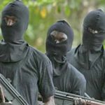 Graphic Photos & Video: Scores killed as armed men attack bank in Kogi