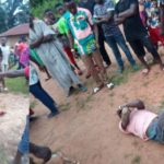 PHOTOS: 26-year-old man arrested for allegedly raping 7-year-old girl inside a church premises in Benue