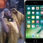 Man Weeps After Fraudsters Sold Fufu As Iphone 7+ To Him At Computer Village (Video)