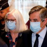 Former French Prime Minister, François Fillon And Wife Sentenced To Jail For Embezzling Public Funds