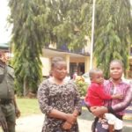 Imo women nabbed for stealing two-year-old boy