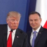 Polish leader visits Trump hoping for election boost