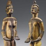 British Auctioneer Sells Igbo Statues Allegedly Stolen During Nigerian Civil War For N85.6m