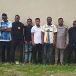 EFCC Arrest 16 Suspected Internet Fraudsters In Lagos, Ogun