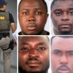 6 Nigerians Sanctioned By U.S For $6m Fraud Now Declared Wanted By FBI