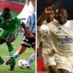 Late Yekini Outshines Ghana Legend Yeboah In FIFA's Best Striker Poll