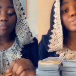 "VIDEO: ""Give your p*ssy to those who can afford to pay in dollars not naira"" – Nigerian Lady"