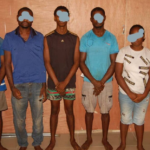 Police Smash Notorious Kidnapping Syndicate In Bayelsa, Arrest 6 Suspects