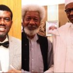 Reno Omokri Urges Wole Soyinka To Apologize To President Buhari (See Why)