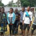 Seven Cameroonians Intercepted And Repatriated By Nigeria Immigration Service