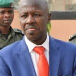 Security operatives search Magu's house as probe continues