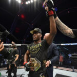 PHOTOS: Nigerian UFC Star, Kamaru Usman Defeats Jorge Masvidal To Retain Welterweight Title