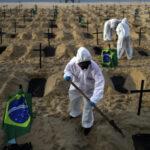 Brazil surpasses 70,000 coronavirus deaths
