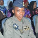 Classmate who knocked down Nigeria's first female combat helicopter pilot Tolulope Arotile has no driver's license