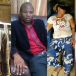 Man brutalizes wife for allegedly gossiping in Amambra State (Graphic Photos)