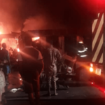 Fire Guts Popular Lagos Market, Properties Worth Millions Destroyed