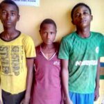 Three Highway Robbers Arrested In Ogun