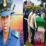 PHOTOS: Arotile's Remains Arrive Military Cemetery Abuja