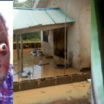 Pa James Aka Ajirebi In Need Of Help As Flood Takes Over His House (PHOTOS)