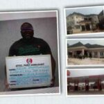 PHOTOS & VIDEO: EFCC Arraign Cyber Crime Kingpin, Onwuzuruike Ikenna Who Scammed US Bank of $8.5m