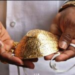 Indian Man Acquires $4,000 (N1.5m) Gold Face Mask To Ward Off Coronavirus (photos)