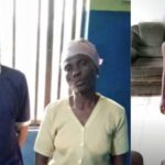 PHOTOS: Ogun Police Arrest Couple For Allegedly Burning 7-Yr-Old Granddaughter With Hot Robber