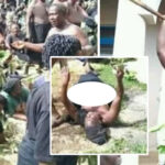Grandmothers, Middle Age Women, Others Protest Unclad Over Incessant Killings In Southern Kaduna (PHOTOS)