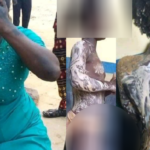 PHOTOS: Woman Arrested In Kogi For 'Bathing' Niece With Hot Water