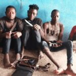 Police Arrest Five Robbery Suspects Terrorising Ogun Community