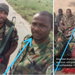 Soldier Kills Newly Wed Superior Who 'Refused Him Pass To Go See His Family' (PHOTOS)
