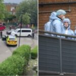 Tragedy As Man Reportedly Shot Dead In Broad Daylight In London (PHOTOS)