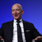 Jeff Bezos becomes the World's first person to have a net worth of $200 billion