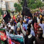 Shi'ites Hold Procession, Demand El-Zakzaky's Release
