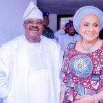 My Husband Made Heaven, He's At Peace With God — Florence Ajimobi
