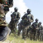 410 Terrorists Surrender In Nasarawa, Bomb Factory Destroyed, Military Reveals