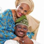 Abiola Ajimobi Made Heaven, He Is At Peace With God – Former Oyo First Lady, Florence Ajimobi Says