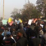JUST IN: Protest rocks Minna over power supply