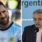 """Return Home And End Your Football Career"", Argentine President Tell Messi"