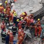 At least five dead in China restaurant collapse