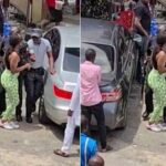 Lady Caught With Stolen iPhone In Her Private Part [Photos & Videos]